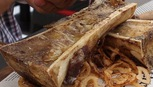 Đến Slovenia thưởng thức đặc sản tủy xương bò