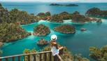 Xem clip vẻ đẹp mê hồn nơi quần đảo '4 vị vua'