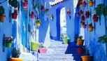 Chefchaouen - Viên ngọc xanh quyến rũ của Morocco