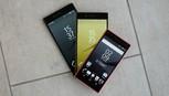 Sony Xperia Z5 Premium: smartphone màn hình 4K đầu tiên