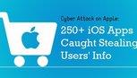 """Apple """"trảm"""" 250 ứng dụng thu thập thông tin người dùng"""