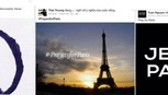 Cư dân mạng cầu nguyện,Facebook đánh dấu an toàn
