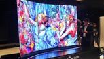 Tivi màn hình cong uốn lượn tạiLG InnoFest 2016