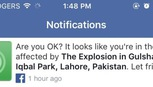 Facebook kích hoạt nhầm nút báo an toàn