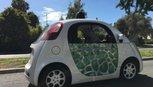 Xe tự hành không tài xế trên đường phố Anh