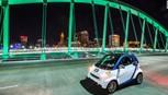 Dịch vụ chia sẻ xe hơi tự lái Car2go phát triển mạnh