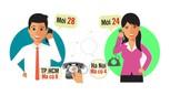 Nhìn lại 2016: Đổi mã vùng điện thoại cố định