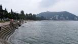 Giải tỏa ghe cá ở Bãi Trước, Vũng Tàu đẹp tự nhiên