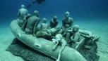 Thăm bảo tàng dưới nước đầu tiên tại châu Âu