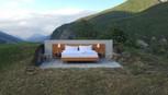 'Khách sạn ngàn sao' ở Thụy Sĩ có gì vui?