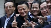 Alibabatạo cơn địa chấnở New York