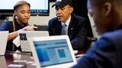 Tổng thống Obama lập trình máy tính