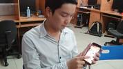 Giúp người khiếm thị xài điện thoại thông minh
