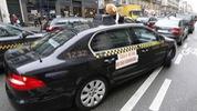 Cả ngàn tài xế taxi Bỉ, Pháp biểu tình chống Uber