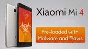 Xiaomi lại bị tố cài mã độc trên điện thoại di động