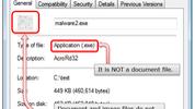 Cảnh báo mã độc trên Windows