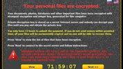 Cảnh báo mã độc đòi tiền chuộc