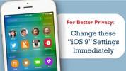 9 thiết lập giúp người dùng tự bảo vệ mình trên iOS 9