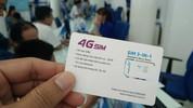 Rất ít điện thoại sử dụng được mạng 4G
