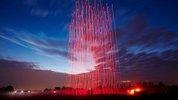 Màn trình diễn 100 drone xác lập kỉ lục Guinness