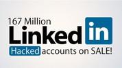 167 triệu tài khoản Linked-in bị rao bán