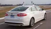 Ford đầu tư dự án khởi nghiệp làm bản đồ cho xe tự động