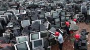 Rác thải điện tử, nỗi lo lớn của châu Á