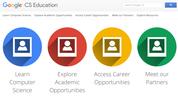 Google dạy khoa máy tính miễn phí
