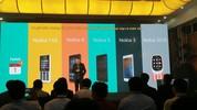 Chính thức ra mắt ba mẫu smartphone Nokia chạy Android