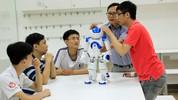 Trải nghiệm lớp học robot NAO