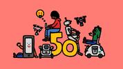50 công ty thông minh nhất năm 2017