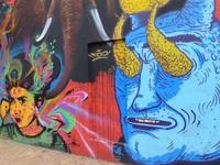 Đường phố Bogotá thu hút du khách nhờ Graffiti