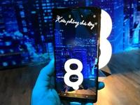 Samsung Galaxy Note 8 ra mắt tại Việt Nam