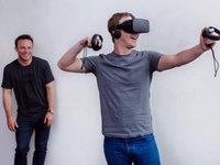Facebook Oculus giới thiệu thiết bị thực tại ảo Oculus Rift