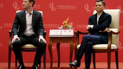 Facebook đang 'âm thầm' tìm cách vào thị trường Trung Quốc