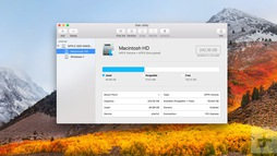 Hiểu về định dạng APFS trong Apple macOS High Sierra mới ra mắt