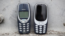 "Nokia 3310 (2017): Khi giá trị ""cổ điển"" hồi sinh"
