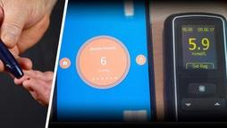 Kiểm tra lượng đường trong máu bằng smartphone
