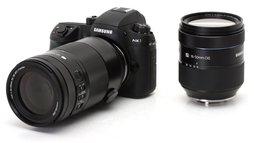 Máy ảnh Samsung NX1 bán chuyên ra mắt