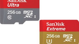 Thẻ nhớ microSD nhảy lên mốc dung lượng256GB