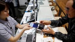 """Còn gần 500 điện thoại Samsung Galaxy Note 7 """"lang thang ngoài đời"""""""