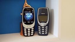 MWC 2017: Nokia 3310 trở lại, giá 1,4 triệu đồng