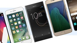 Quý I-2017: Samsung và Apple mệt mỏi với smartphone Trung Quốc