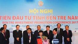 TTC đẩy mạnh hợp tác phát triển tại tỉnh Bến Tre