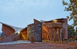 Tham quan 9 công trình bằng gạch đặc sắc nhất thế giới