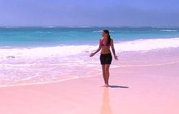 7 nơi 'biển xanh, nắng vàng' nhưng... cát hồng, cát đỏ, cát cam