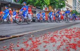 Thi ảnh Bản sắc Việt: Lộc hoa ngày vui chung đoạt giải nhất tháng 8