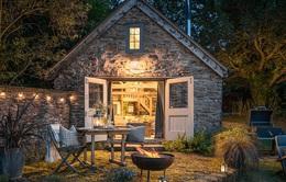 Thăm căn nhà 500 năm tuổi nằm giữa rừng sâu ở Anh