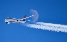 Ảnh châu Âu từ trên cao cực đẹp do phi công chụp từ buồng lái máy bay