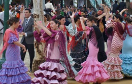 Seville đứng đầu Top 10 điểm du lịch năm 2018